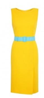 Waist dress by Jonathan Saunders