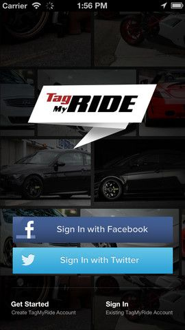 TagMyRide - app for car enthusiasts and automotive industry Review:Share your car with other enthusiasts all over the world | Best10Apps