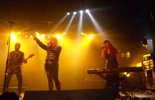 Therion, Santiago de Chile 03/06/12