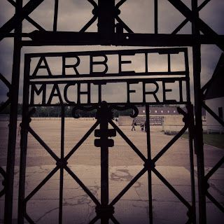 Dachau Concentration Camp. #dachau #germany http://melissa-kasper.blogspot.it