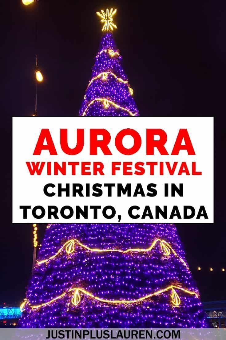 Aurora Winter Festival Toronto: The Best Experiences and