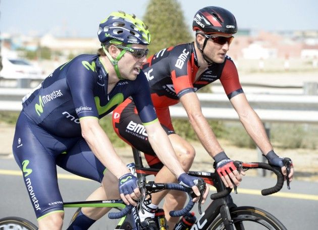 Photo gallery: Dubai Tour 2014 stage three - Cycling Weekly - Alex Dowsett and Steven Cummings on stage three of the 2014 Dubai Tour Read more at http://www.cyclingweekly.co.uk/news/latest-news/photo-gallery-dubai-tour-2014-stage-three-114109#d6oBqzIo5t6qELYB.99