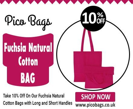 Excessive Increase in the Use of Cotton Shoulder Bags in Showbiz Industry, Pico Bags