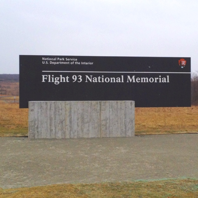 Flight 93 National Memorial, Stonycreek Township, Pennsylvania - The memorial's 2,200 acres, located at the site of the crash of United Airlines Flight 93, which was hijacked in the September 11 attacks, honosr the passengers and crew of Flight 93, who stopped the terrorists from reaching their target.
