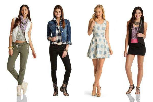 Sneak a Peek at Aeropostale's Brand-New 'Pretty Little ...