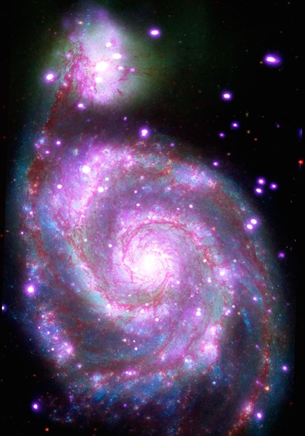 NASA Releases Dazzling Space Images in Honor of International Year of Light