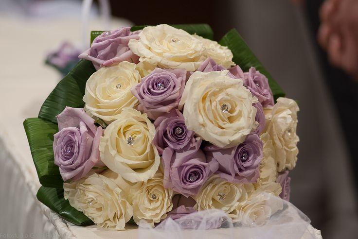 Bride bouquet #lilacthemedwedding