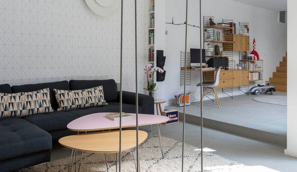 17 best deco salon images on Pinterest Home living room - doublage des murs interieurs