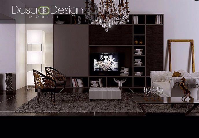 Sala diseñada por Dasa Design con mobiliario fabricado en Colombia, decorativos importados y la mejor asesoría.  Somos cómplices de tus espacios