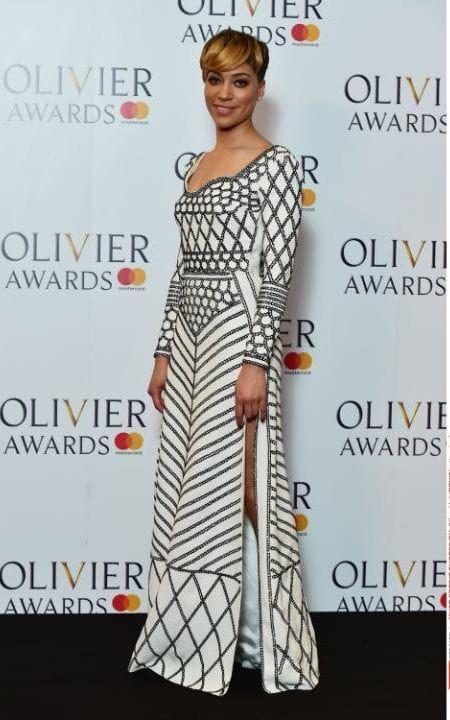 Cush Jumbo  Olivier Awards