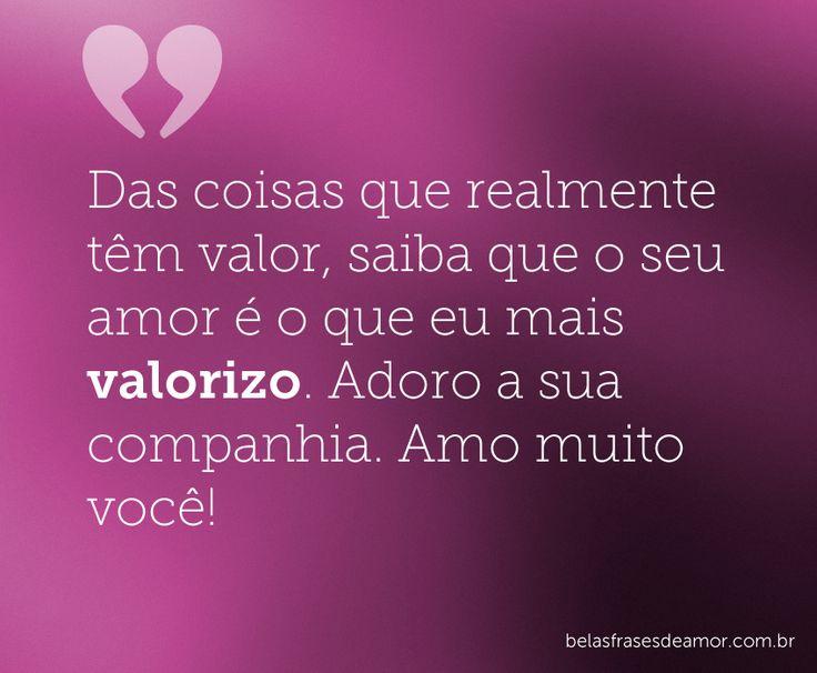 Belas Mensagens: 26 Best Images About Belas Frases De Amor On Pinterest