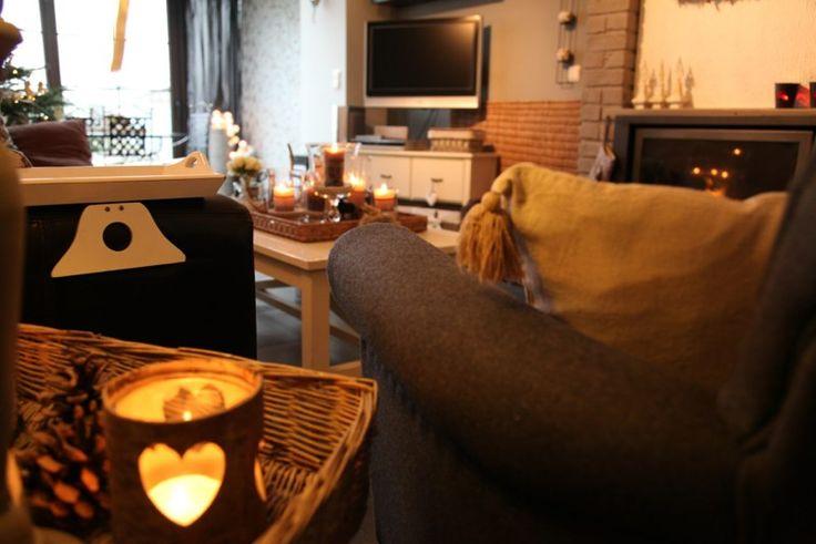 """Charming cottage """"La Ferme du Bas Roteux"""" in Vaux-sur-Sure (Belgium) - ref 2456 #love #deco"""