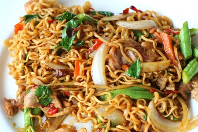 Five quick, easy, and delicious stir-fry recipes with noodles