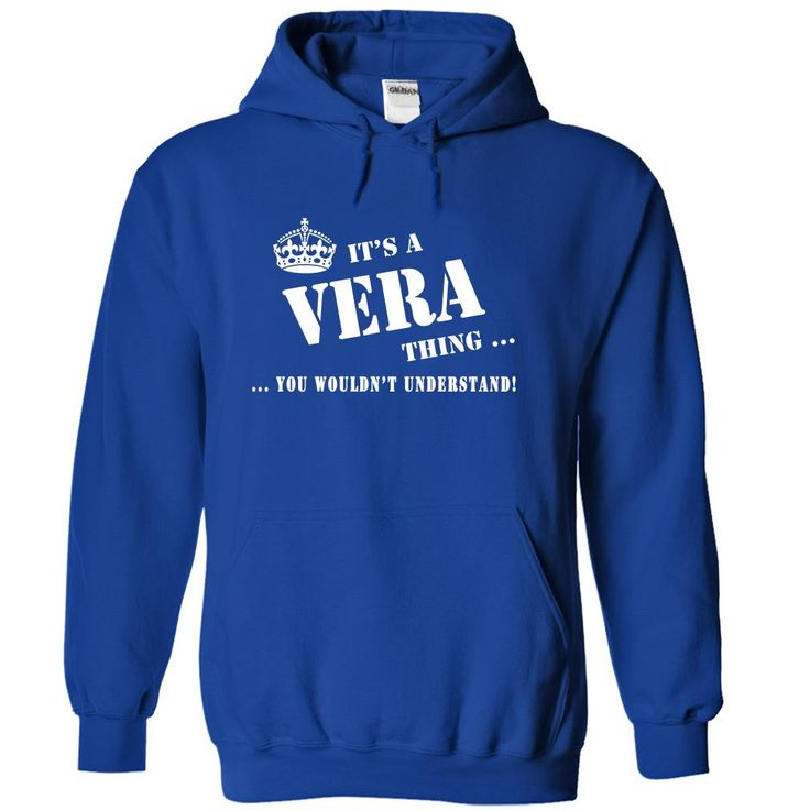 Its a a VERA Thing, You Wouldnt Understand!