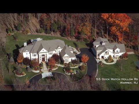 Video of 55 Dock Watch Hollow Rd in Warren NJ - Real Estate Homes for Sale - YouTube