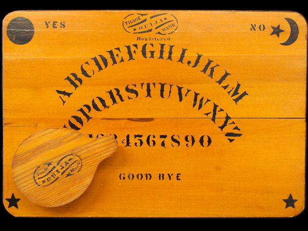 The Strange and Mysterious History of the Ouija Board | History & Archaeology | Smithsonian Magazine
