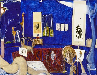 Brett Whiteley - The Beautiful Works of the most inspirational artists to me.