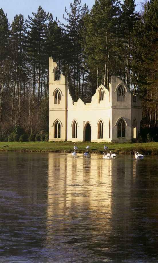 the conservatory, painshill park, cobham, surrey