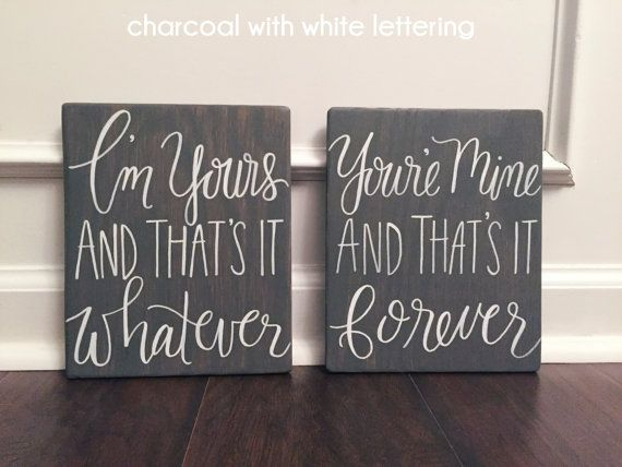 Avett Brothers Lyrics Sign Set by thesprightlyfox on Etsy