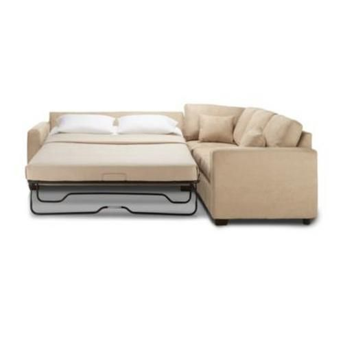 Buy Simcoe 2-Pc. Queen Sofa-Bed Sectional Online & Reviews