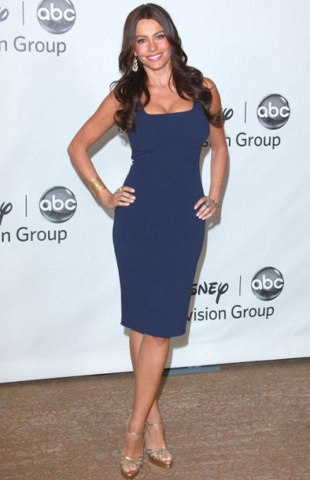 Modern Family stars at the ABC Disney Television Group All Star Mixer