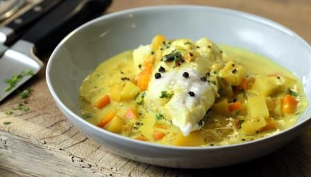 Haddock Chowder Recipe...Light, Quick with Asian flavors. Food. YogiQ - Yoga Lifestyle magazine.