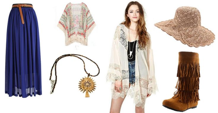 Boho look - http://heeyfashion.com/2015/05/boho-look/