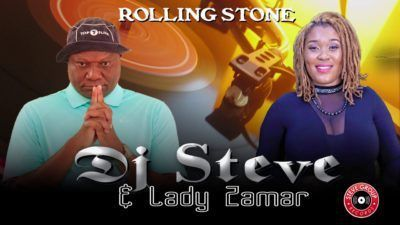 DJ Steve & Lady Zamar - Rolling Stone (Afro House) 2017 | Download ~ Alpha Zgoory | Só9dades