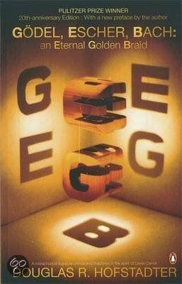 Dit heb ik gekocht bij bol.com: Godel, Escher, Bach - http://go.bol.com/pb/1001004000572322