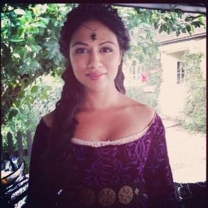 A one-on-one interview with actress Karen David, about 'Galavant'.