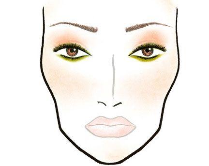 Схемы красивого макияжа от MAC