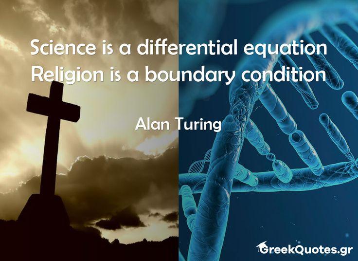Σοφά λόγια του Alan Turing στο Greek Quotes. Μοιραστείτε και σχολιάστε εικόνες με νόημα..