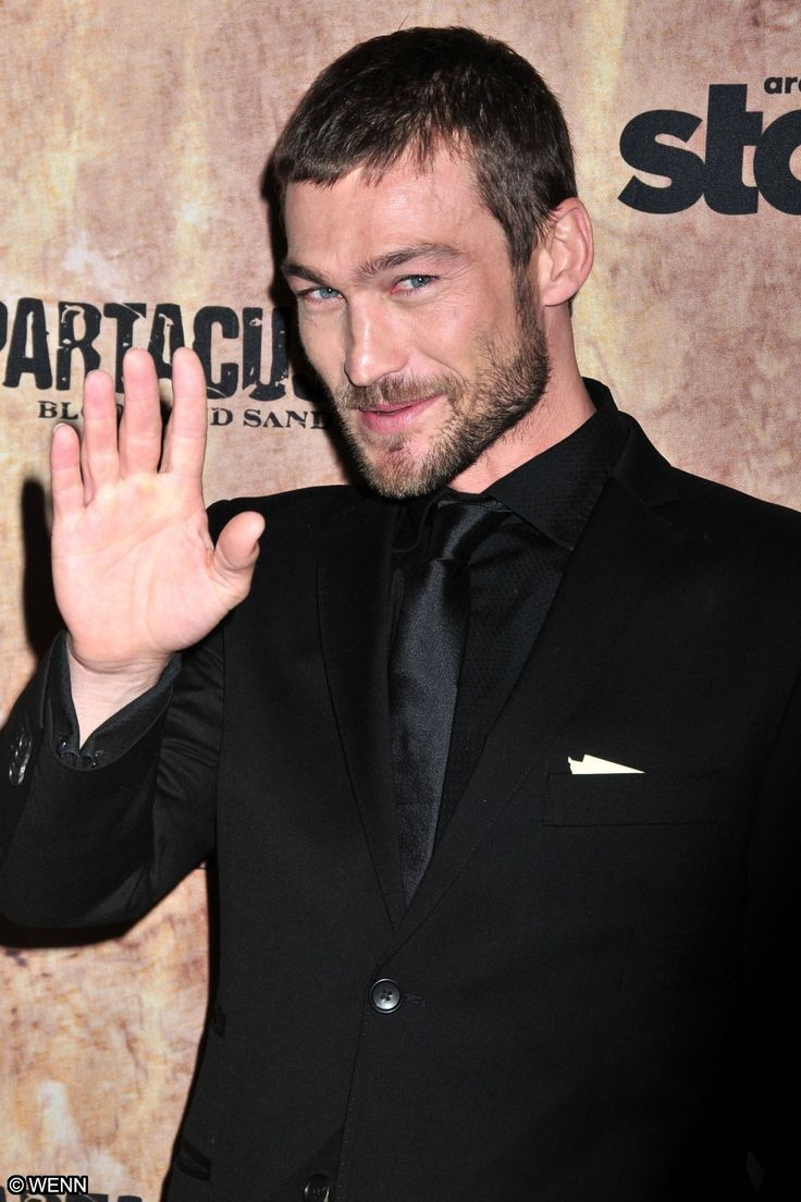 andy whitfield | Andy Whitfield murió (Chismes)