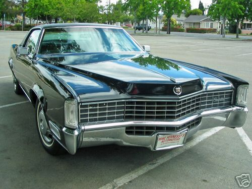 1967 Cadillac Fleetwood Eldorado Maintenance/restoration of old/vintage vehicles: the material for new cogs/casters/gears/pads could be cast polyamide which I (Cast polyamide) can produce. My contact: tatjana.alic@windowslive.com