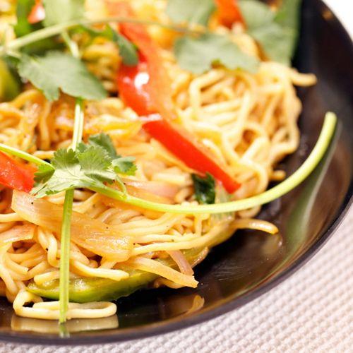 Zero Calorie Noodles, Asian Style. No, really - ZERO Calories. ZERO Carbs. Maximum Satisfaction.