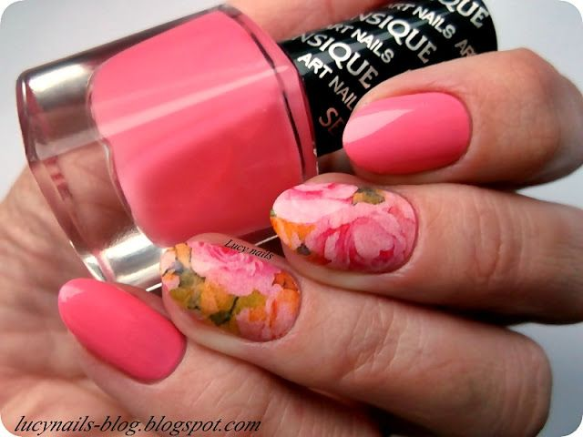 SENSIQUE Art Nails nr 326 Rambutan