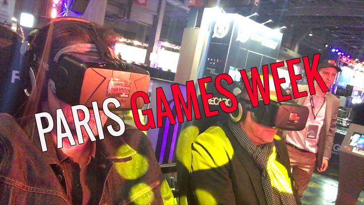 PGW2015 : c'est parti pour la fiesta du jeu vidéo !