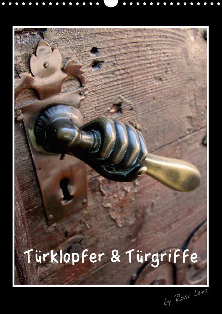 Türklopfer & Türgriffe - CALVENDO