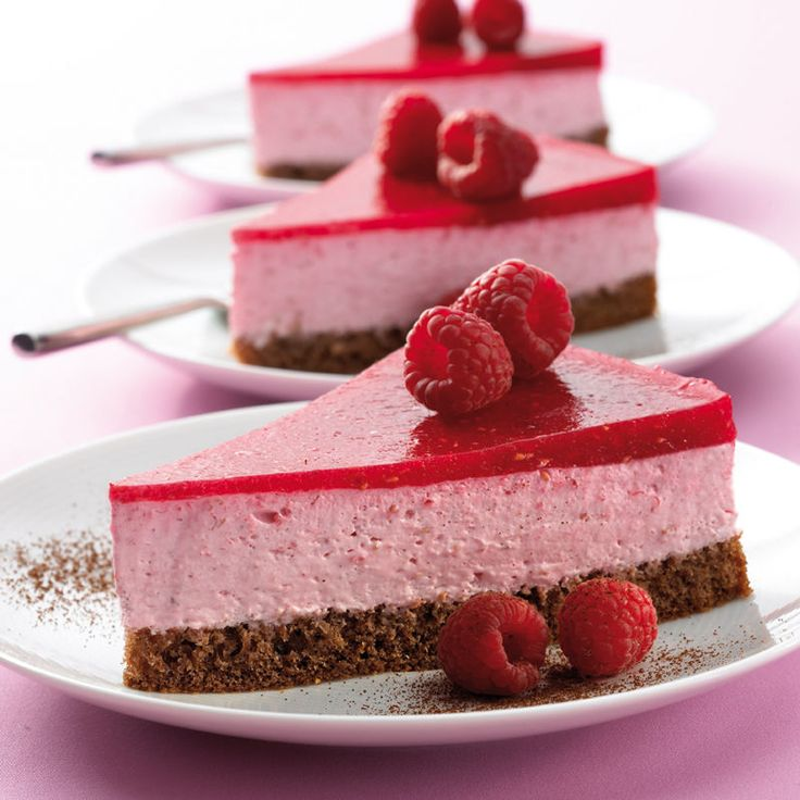 Himbeer-Schoko-Torte Rezepte | Weight Watchers
