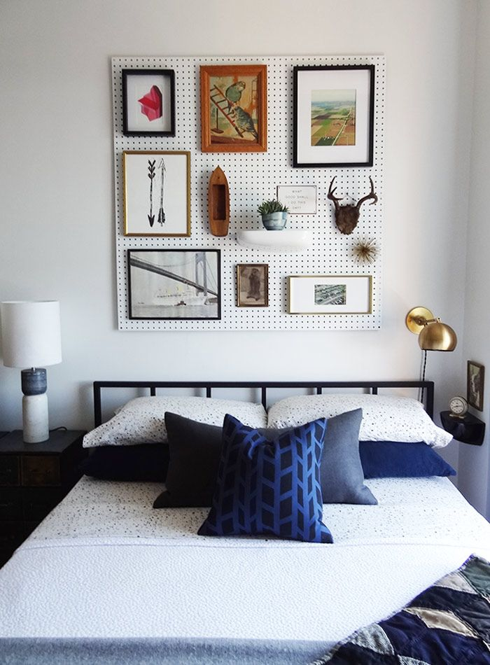 Sizable Style on the Smaller Side: A Manhattan Studio | Design*Sponge                                                                                                                                                                                 Más