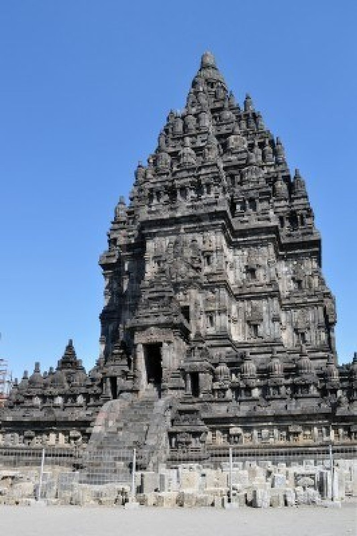 Ancient Temple, Indonesia.....Prambanan...usually at full moon....there is a big n beautiful performance of Ramayana epic dances which is so romantic n beautiful