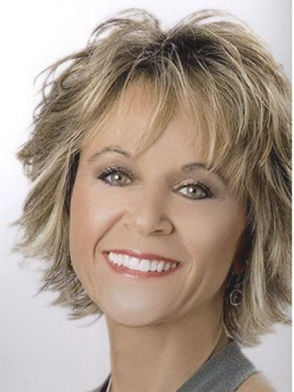 Short Hairstyles For Older Women Pictures Boys And Women Hairstyle