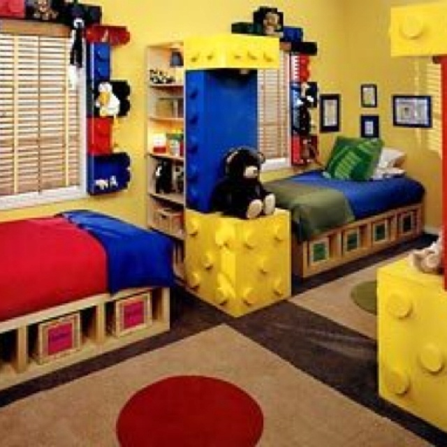 Interior Design Of Bedroom Images Wall Decor For Kids Bedroom Bedroom Ideas On A Budget Bedroom Colors For Males: 17 Best Images About Lego Ideas On Pinterest
