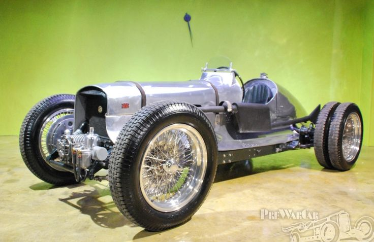 1935 MG NA Bellevue Monoposto