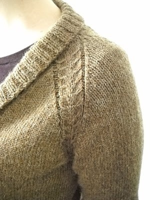 Good to know -- How to make prettier raglan decreases. Not a sweater pattern. http://tinksandfrogs.blogspot.com/2011/02/just-what-i-wanted.html