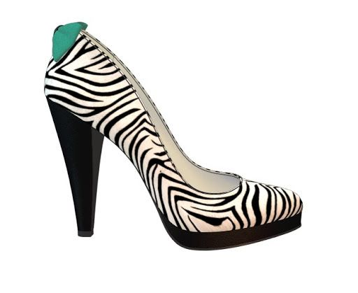 Damn I like my new simple, creative but still sohisticated high heel design!!