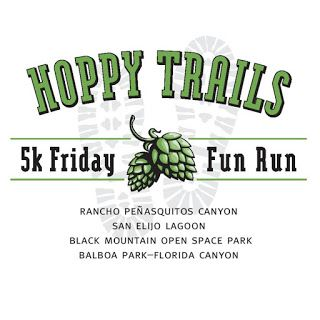 San Diego Run Project: Hoppy Trails Comes To San Diego Summer