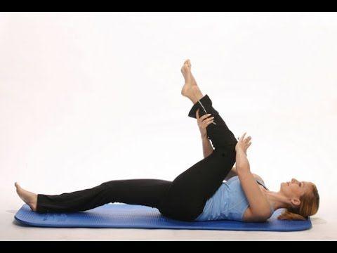Ankilozan Spondilit Egzersizleri (AS Hastalığı) - YouTube