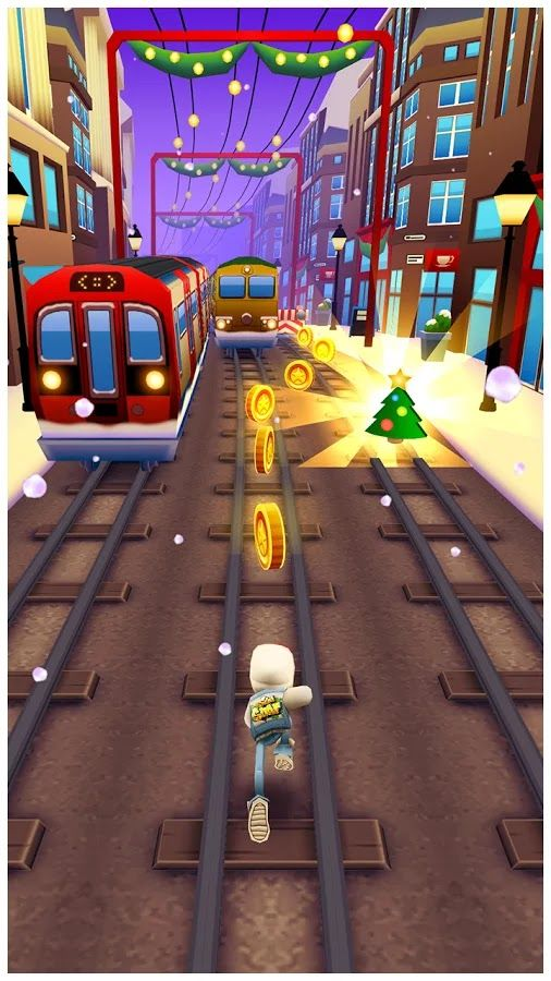 Subway Surfers [Mod] [Android] | Android Apps & Games