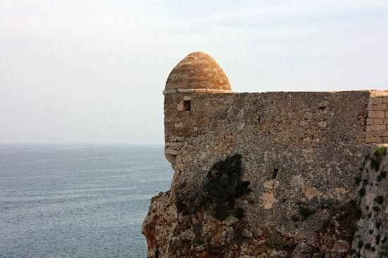 The Venetian Fortezza - Rethymnon, Greece